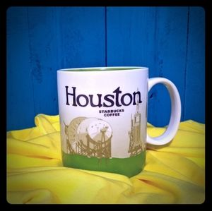 Houston - Starbucks Mug - 0010
